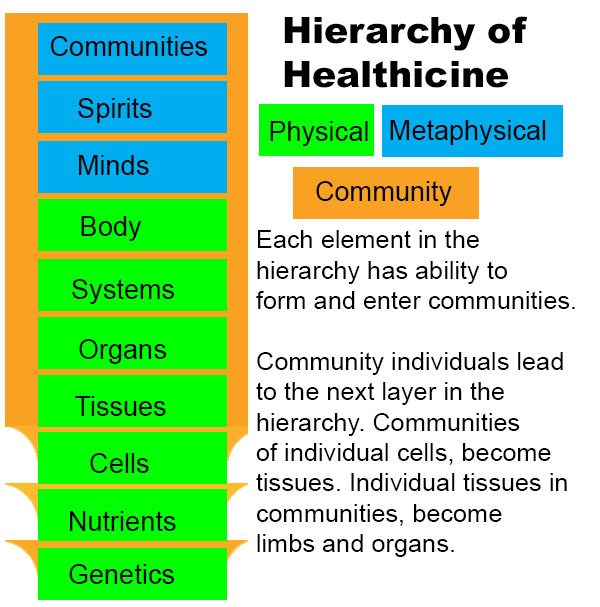 Hierarchy-of-Community